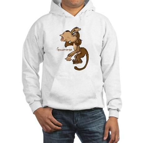Groomsmen Hooded Sweatshirt