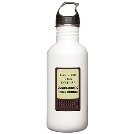 Kindle-002 Stainless Water Bottle 1.0L