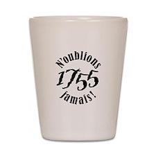 1755 Shot Glass