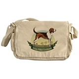 Treeing Walker Coonhound: Ban Messenger Bag