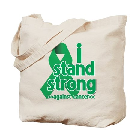 I Stand Liver Cancer Tote Bag