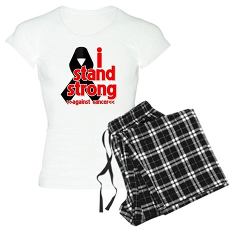 I Stand Strong Melanoma Women's Light Pajamas