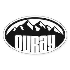 Ouray Colorado Decal