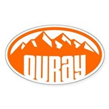 Ouray Colorado Stickers