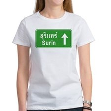 Surin Highway Sign Tee