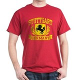 Stuttgart Germany T-Shirt