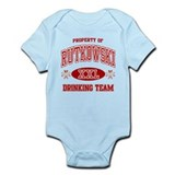 Rutkowski Polish Drinking Team Infant Bodysuit
