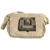 Solomon's Temple Messenger Bag