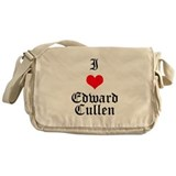 Cute Twilight fans Messenger Bag