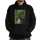 Peaceful Forest Stream Hoody