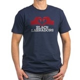 Heart for Black Labradors T