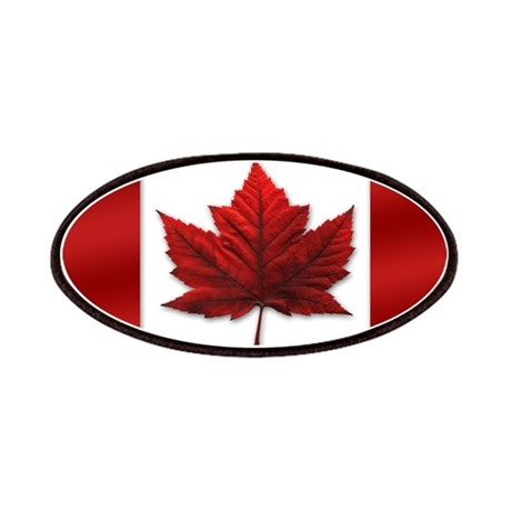 Canada Flag Patches
