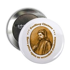 "Chaucer 2.25"" Button (10 pack)"