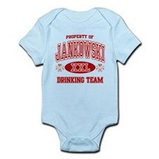 Jankowski Polish Drinking Team Infant Bodysuit