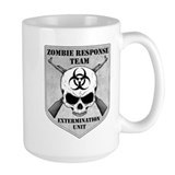 Zombie Response Team Ceramic Mugs