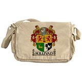 Sullivan Coat of Arms Messenger Bag