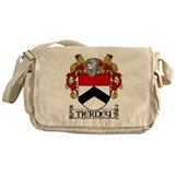 Tierney Coat of Arms Messenger Bag