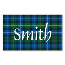 Tartan - Smith Decal
