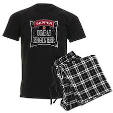 US Army Combat Engineer Sappe pajamas