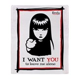 I Want You Throw Blanket