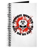 Zombie Hunter 1 Journal