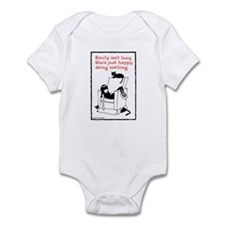 Lazy Infant Bodysuit