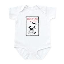 Lazy Infant Bodysuit
