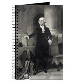 George Washington Portrait journal