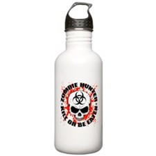 Zombie Hunter 3 Water Bottle