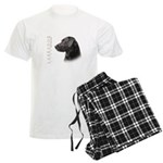 Black Lab Men's Light Pajamas