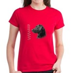 Black Lab Women's Dark T-Shirt