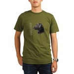 Black Lab Organic Men's T-Shirt (dark)