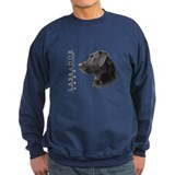 Black Lab Jumper Sweater