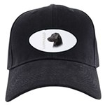 Black Lab Black Cap