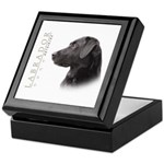 Black Lab Keepsake Box