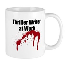 Thriller Writer Mug