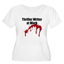 Thriller Writer T-Shirt