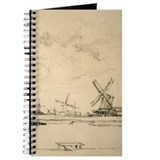 Sketch of Windmills journal