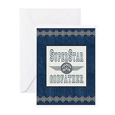 Superstar Godfather Greeting Card