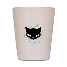 Cathead Mystery Burst Shot Glass
