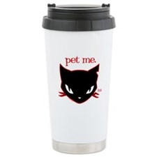 Sabbath - Pet Me Ceramic Travel Mug