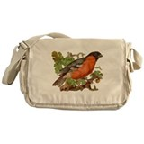 Robin Bird Messenger Bag