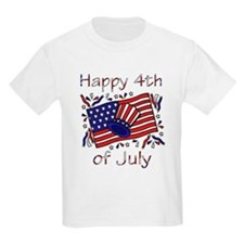 4th of July Celebration Kids T-Shirt