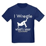 I Wrestle T