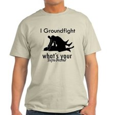 I Groundfight T-Shirt