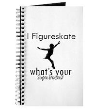 I Figure Skate Journal