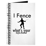 I Fence Journal