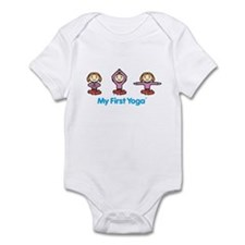 Kids Yoga Infant Bodysuit