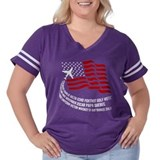 OYOOS USA America Flag design T-Shirt