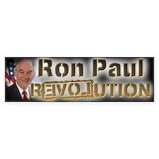 Ron Paul REVOLUTION - Bumper Sticker